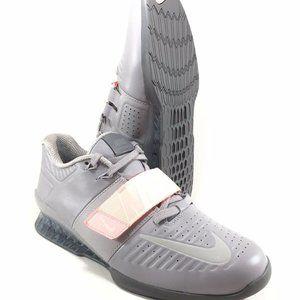Nike Romaleos 3 XD Atmosphere Grey Pink Mens 11.5